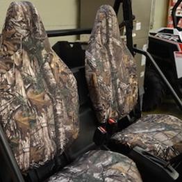 Camo seat cover