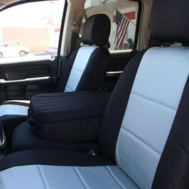 seat covers - dodge