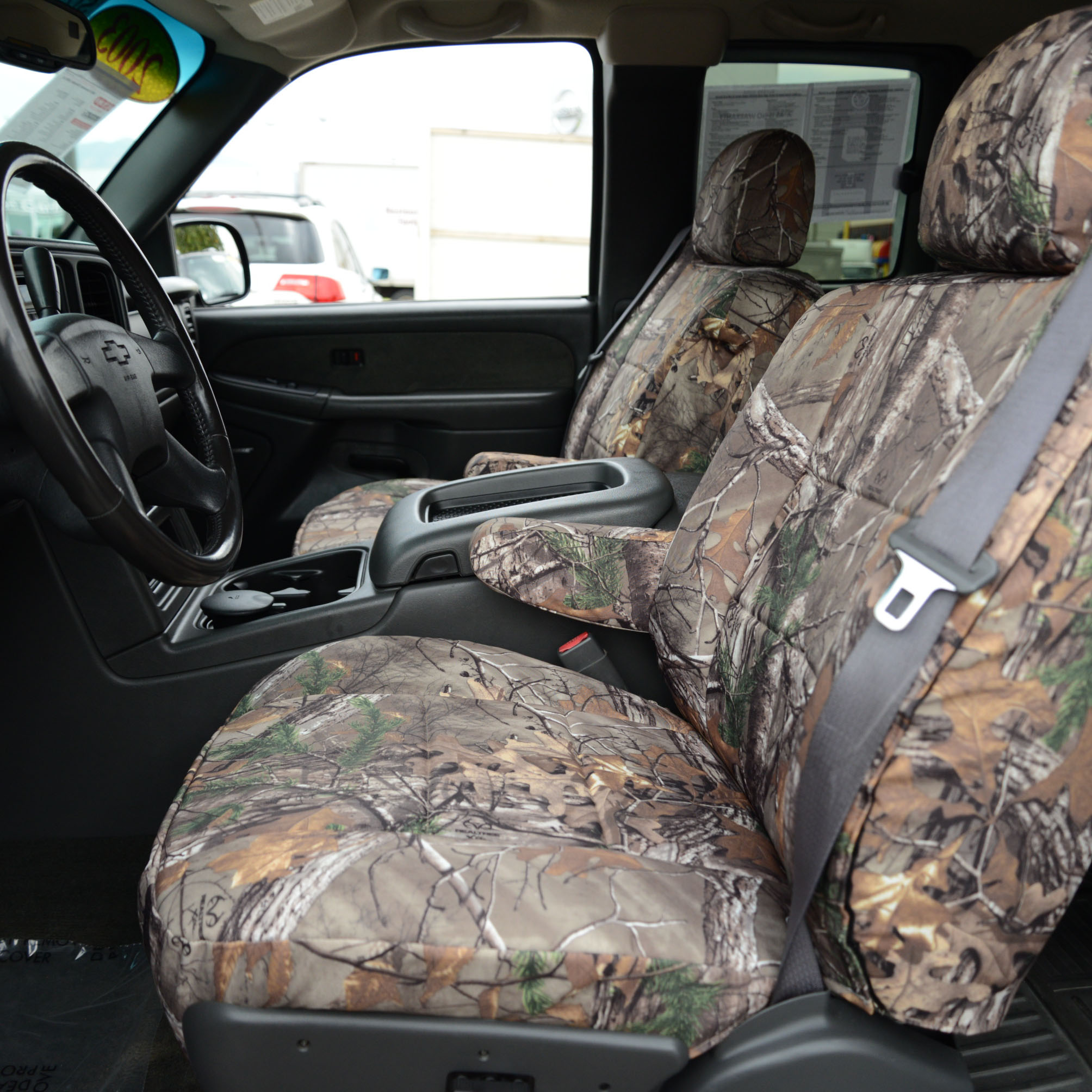 Gmc Black Ops >> Custom Chevy Truck Seat Covers | Chevrolet Truck Seat Covers