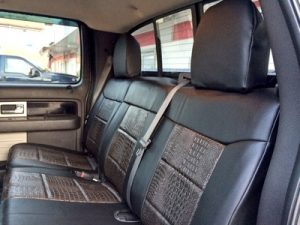 2010-2016 Ford - see back seat