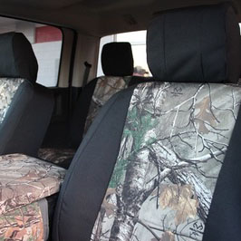 vehicles with seat covers
