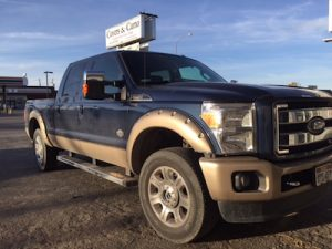 2013 f150 - realtree xtra black ostrich - vehicle