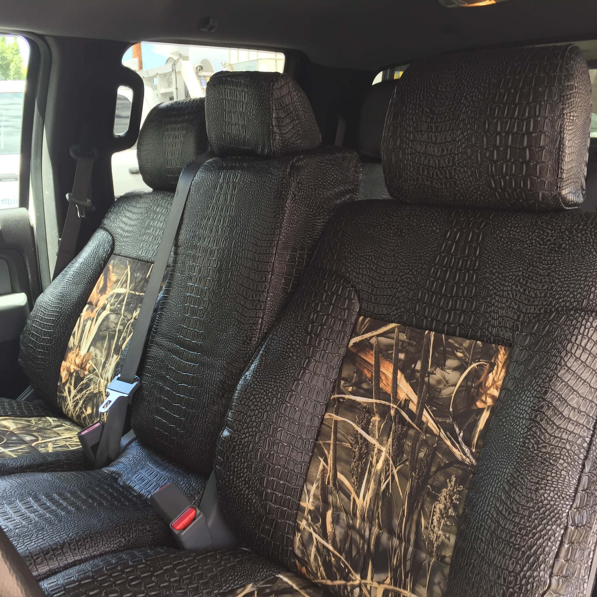 2010 ford f150 replacement seat covers