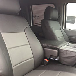 softouch f250 seat covers