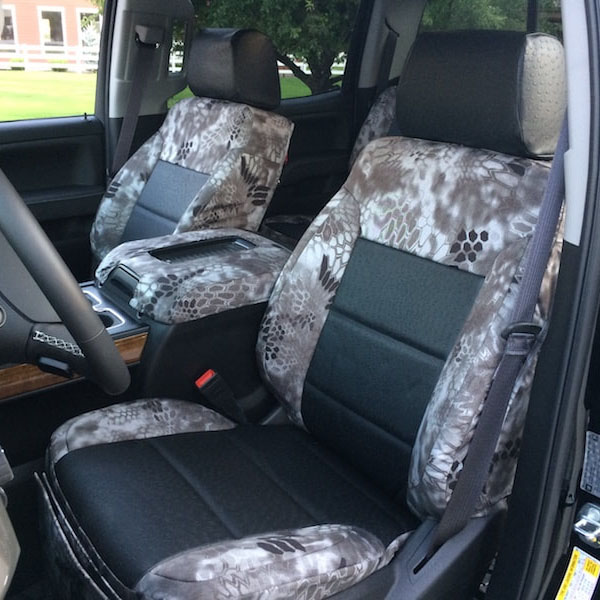 2017 Silverado Colors >> Custom Chevy Truck Seat Covers | Chevrolet Truck Seat Covers