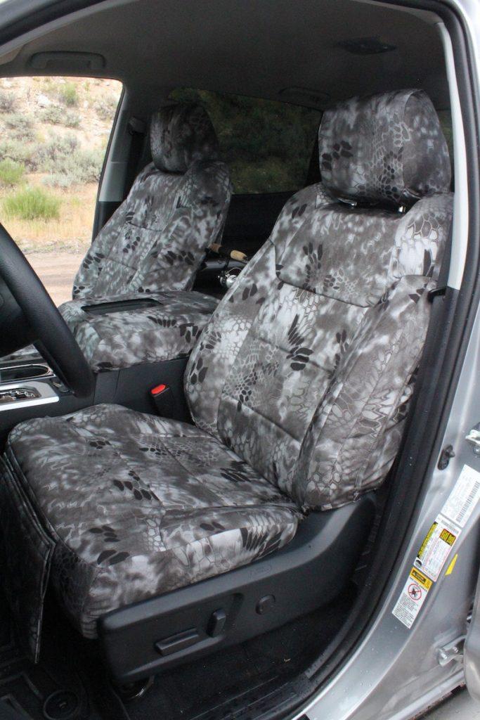 Toyota Tundra Seat Covers >> 2017 Tundra Kryptek Raid Covers And Camo