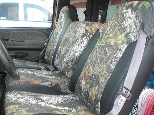 1998 1999 2000 2001 Dodge Ram 2500 3500 Ext Cab Mossy Oak Black Sim Leather Sport Camo Seat Covers Copy 1 Orig And