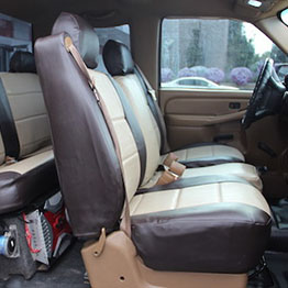 1999-2002 chevy silverado ext cab - sim leather