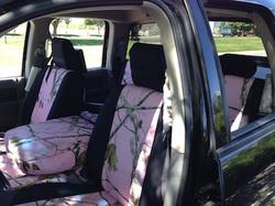 Ram custom seat covers