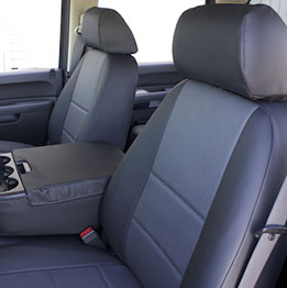2014 gmc sierra crew cab charcoal and black - sof-touch