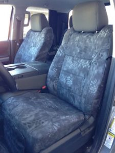 2014 Tundra - Kryptek Typhon - seat covers