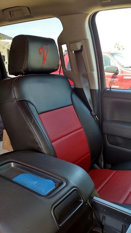 2015 Chevy Silverado 2500 Salsa Softouch Black Carbon