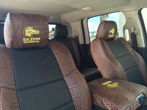 2015 Dodge Ram Seat Covers