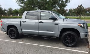 2017 Toyota Tundra vehicle