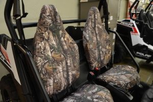 hit the trails in style - utv seat covers