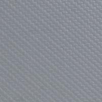 silver fabric - carbon fiber