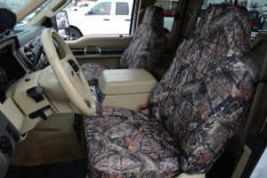 2003 F250 - NB Country - front seat