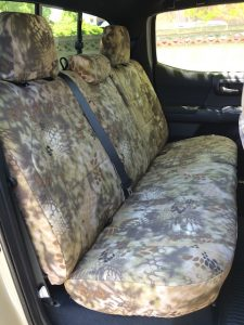 back seat - 2016 Tacoma - Krytek Highlander