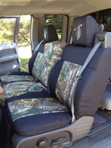 2008 f150 - realtree xtra/black dura - front row