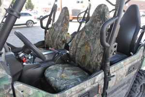 camo utv with camo seat covers