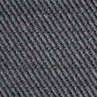 gray striped velour