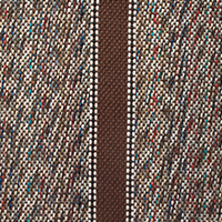 brown saddle blanket