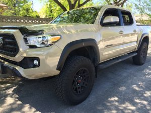 2016 Tacoma - Krytek Highlander - vehicle