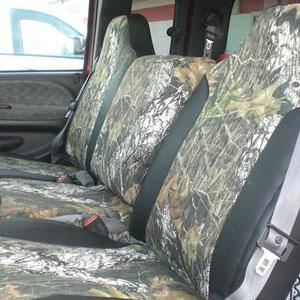camo dodge cover - seat cover
