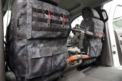 tactical backseat
