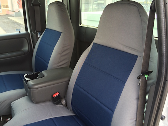 Navy Dura Covers And Camo