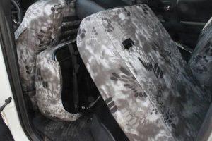 2016 Toyota Tacoma - Kryptek Raid - close