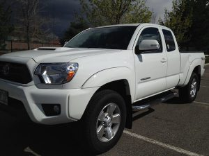 2015 Tacoma - Krytek Typhon - vehicle