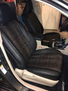 2012 Camry - Ebony Croc/Black Ostrich passenger