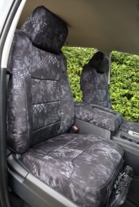 typhon print seat covers