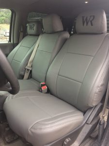 wr seat covers