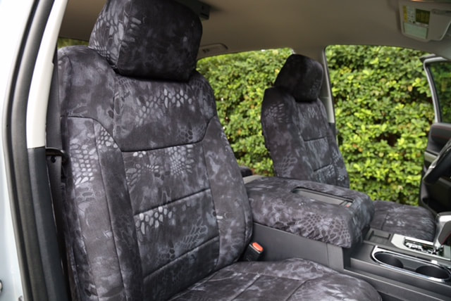 Toyota Tundra Seat Covers >> 2017 Tundra Kryptek Typhon Covers And Camo