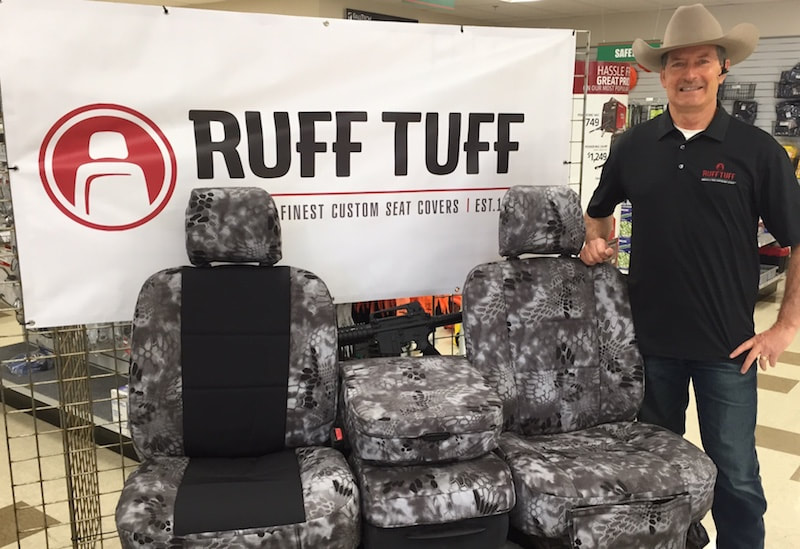Ruff Tuff Covers And Camo