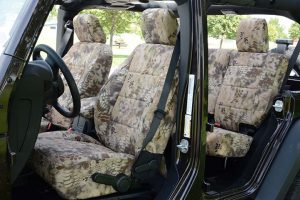 Custom seat covers in Midland, TX
