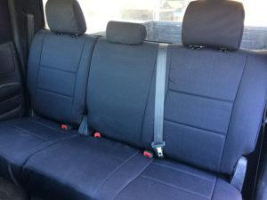 2014 Toyota Tundra Rear Black Dura EZ-Care