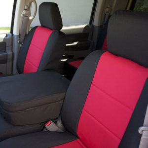 DURA EZ CARE- 2010 Dodge Mega Red Black Dura EZ