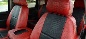 seat cover - exotic