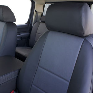 SOF TOUCH- 2014 GMC Sierra Crew Cab Charcoal and black Softouch6