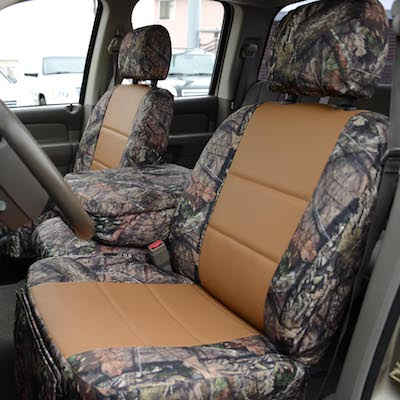 Our Sof-Touch seat covers are a nice addition to any vehicle