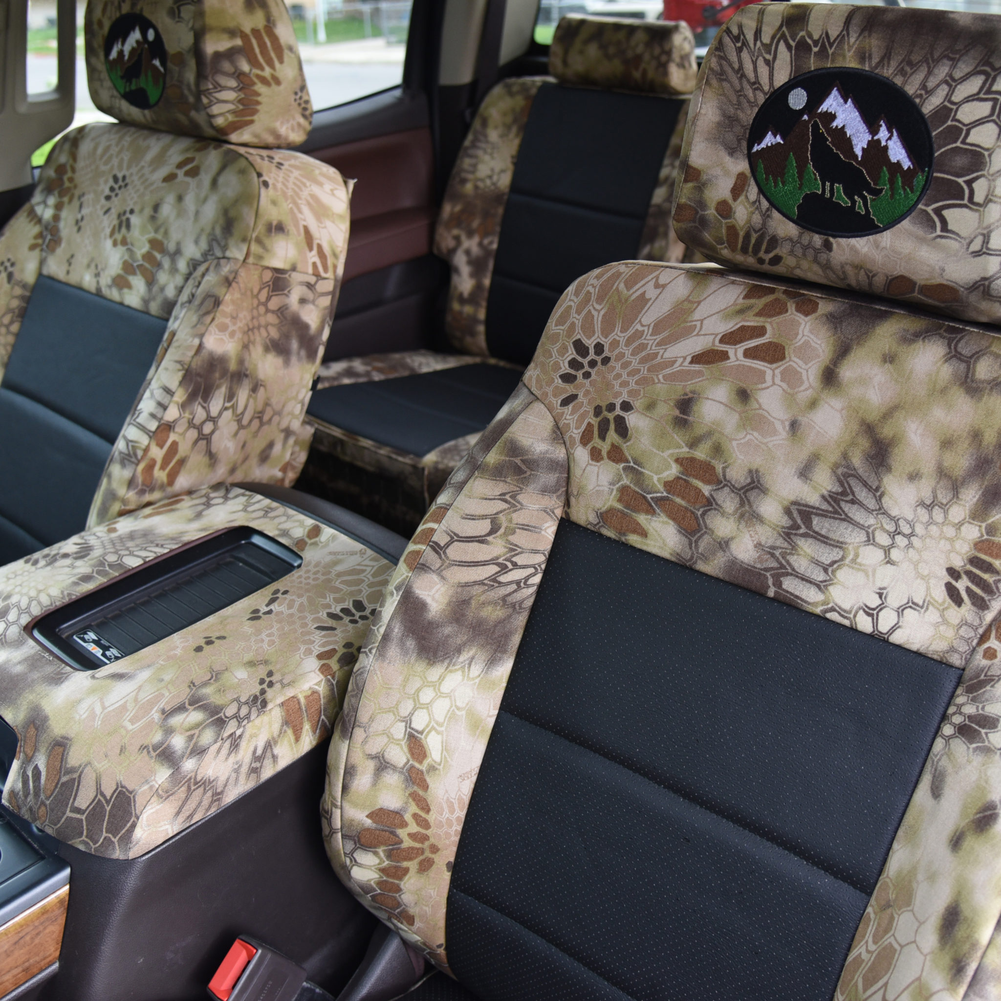 Perf Sof-Touch Seat Cover