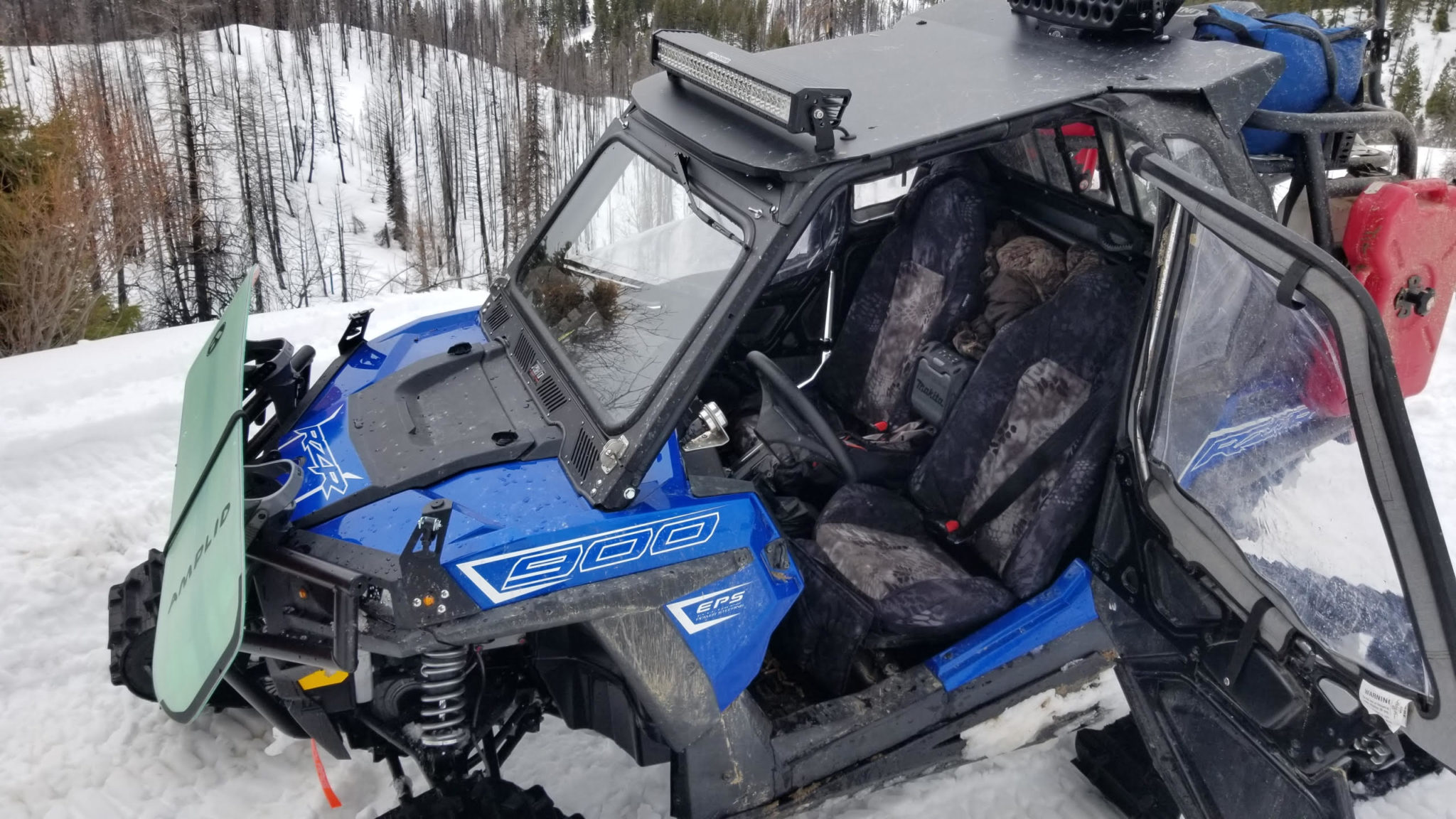 Polaris Rzr Custom Seat Covers