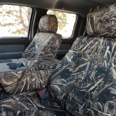Realtree Max-5 Camo Seat Covers