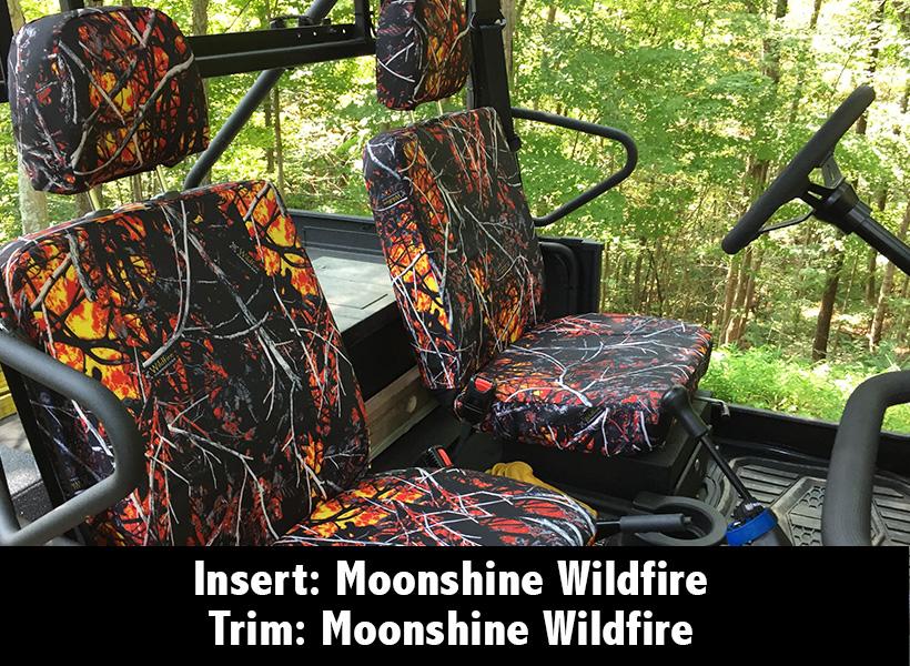 Moonshine Wildfire Mahindra Roxor