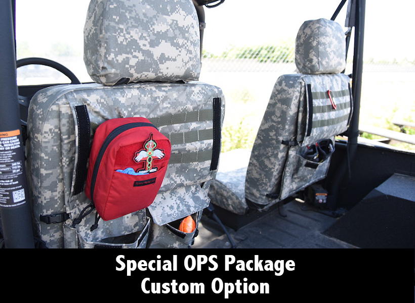 Mahindra Roxor Special OPS Package