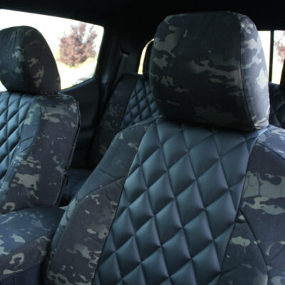 Toyota Tacoma MultiCam Seat Covers