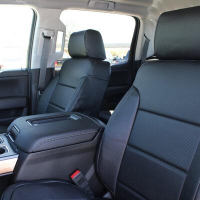 2018 Chevrolet Silverado 1500 Black Carbon Fiber Black Carbon Fiber